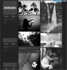 Tumblr Photography Themes 20 Elegant Free Dark Tumblr Themes Utemplates