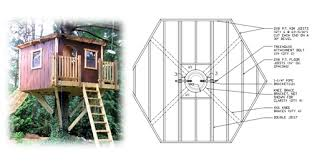tree house plans. Tree House Building Plans