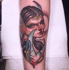Tattoo Artist Isnard Barbosa