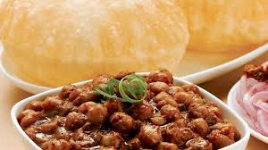 Image result for chole bhature pics