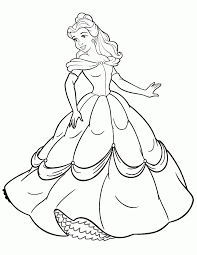 Small Picture full size of coloring pageoutstanding princess print outs dazzling