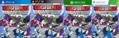 Rumour: Transformers Devastation – Retro Cell Shaded Title To Be ...