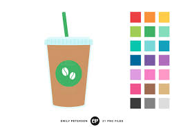 iced coffee clipart. Unique Coffee Zoom Throughout Iced Coffee Clipart