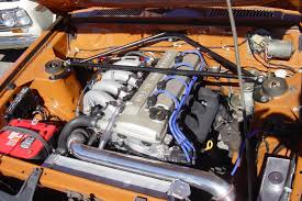 Tech Wiki Ka Engine Swap Datsun 1200 Club