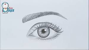 How To Draw Eyes Step By Step Easy Way To Draw A Realistic Eye For Beginners Step By Step