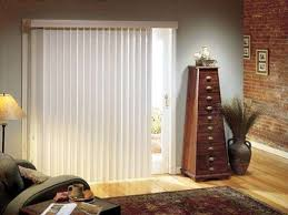 Sliding Door Vertical Blinds Consumers For Patio Doors Exterior ...
