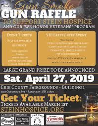 Raffle Event Gun Smoke Gun Raffle Stein Hospice