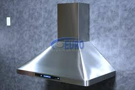 wall mounted stainless steel range hood 30 inch home depot