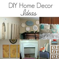 Small Picture Fun Diy Home Decor Ideas Home and Interior