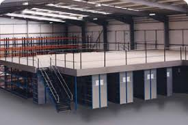 industrial office flooring. mezzanine floors industrial office flooring