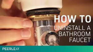 remove bathroom faucet. How To Remove A Bathroom Faucet R
