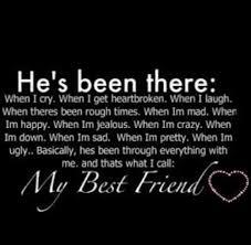 My Best Male Friend