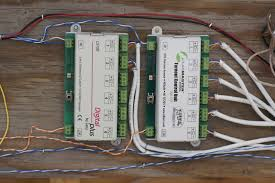 model train projects info about some of my train projects here are two dcc turnout controllers wired in parallel the turnout controller switches the units are identical both are made by lenz