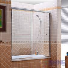 semi frameless sliding shower doors. semi-frameless sliding bath door semi frameless shower doors c