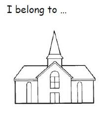 Small Picture I belong to the church of Jesus Christ Flipchart