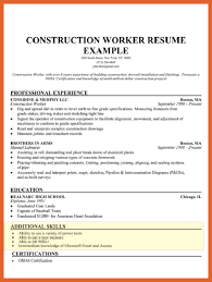 8 9 resume sections leterformat