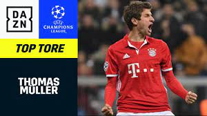 Thomas Müller: Top Tore | UEFA Champions League