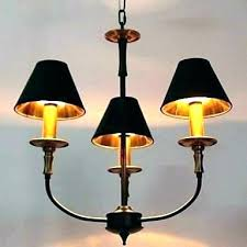 black mini chandelier lamp shades small silk