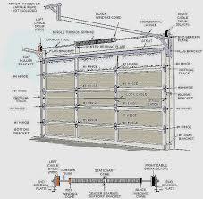 garage door torsion spring installation kit new 31 best garage door springs parts images