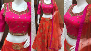 Choli Blouse Design Latest Latest Lehenga Choli Designs Bridal Lehenga Designs Lehenga With Designer Blouse Designs