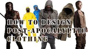 Tips: How to Design a Post-Apocalyptic Costume - YouTube