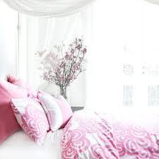 um image for bloom duvet cover in petal pink zoom ruffle duvet cover twin white