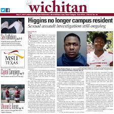 May 3 2017 by The Wichitan issuu