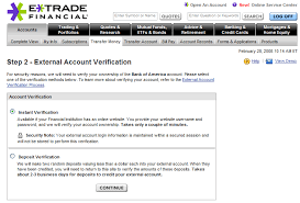 Stop On Quote Etrade Fascinating ETrade Bank Online Savings Account Review