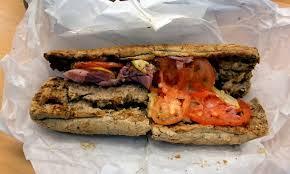 potbelly sandwich ham and cheese sandwich