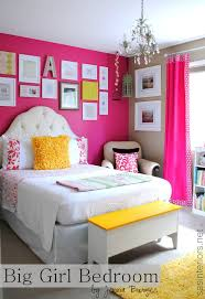 Bedroom Modern Bedroom Ideas For Teens Girl With Pink Wall Color