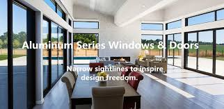 quality aluminium sliding glass doors