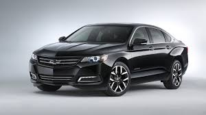 2015 Chevrolet Impala Blackout Concept Review - Top Speed