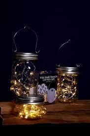 lighting in a jar. Fireflies Fairy Lights In A Jar Battery Op. Warm White (fits Lighting