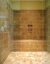 immense natural stone shower