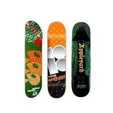 Skateboard Deck Lot 3 Alien Workshop Plan B Flip 7.62 Skateboard Deck  Lotgraphic .
