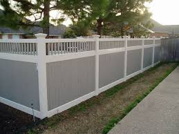 Vinyl Privacy Fence Ideas Reclaim Your Backyard With A On