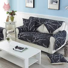 cool couch slipcovers. Livingroom:Modern Style White Black Printed Sofa Cover Quilting Slipcovers Slipcover Cool Couch Print Mccreary R