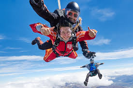 skydive gift voucher