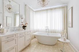 beach style bathroom by carrie brigham design