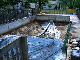 inground pools with hot tubs. In Ground Pool Needing A New Liner And Repair Inground Pools With Hot Tubs