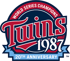 Minnesota Twins Champion Logo - American League (AL) - Chris ...
