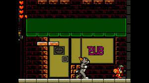 Tom & Jerry: The Movie (Game Gear) Part 2 - The Night Town (Sega Game Gear)  - YouTube