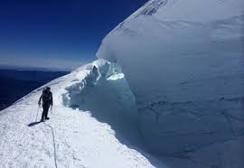 Image result for crevasse