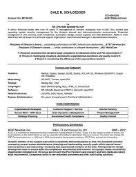 Download Windows System Administration Sample Resume