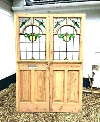 exterior door with stained glass pictures of front doors with glass front door replacements doors outstanding