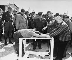 file buchenwald eisenhower torture demonstration jpg file buchenwald eisenhower torture demonstration 63511 jpg