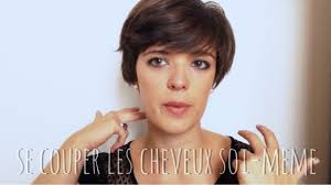 Se Couper Soi M Me Les Cheveux Derri Re La Nuque Youtube