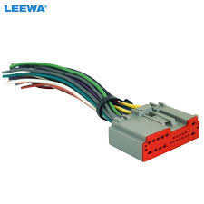 aliexpress com buy car radio player wiring harness audio stereo Ford Escape Wiring Harness car radio player wiring harness audio stereo wire adapter for ford escape explorer f ford escape wiring harness recall