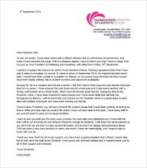 Wordpad Letter Template Example Of Resignation Letter Templates Free Sample Template