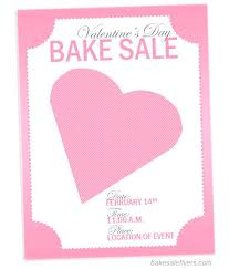 Bake Sale Flyer Templates Free Bake Sale Flyer Template Word Bettylin Co